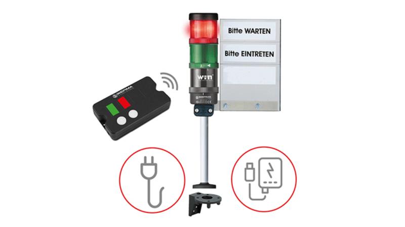 SignalSET Funk mit Netzteil oder USB