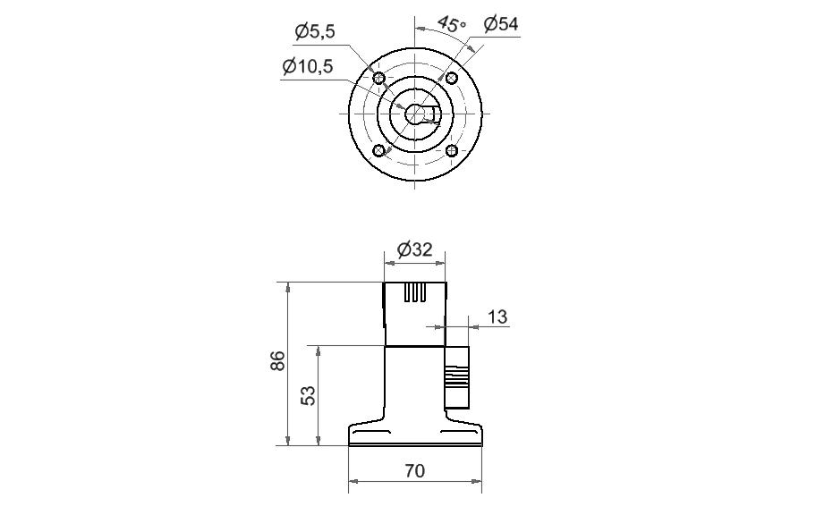 wiring diagram 1971 honda 750 four werma signaltechnik wiring diagram knickfuß - 960.009.12 - werma signaltechnik gmbh