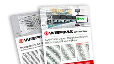 Success Stories WERMA StockSAVER